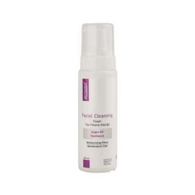 Dermoskin Facial Cleansing Foam 200ml